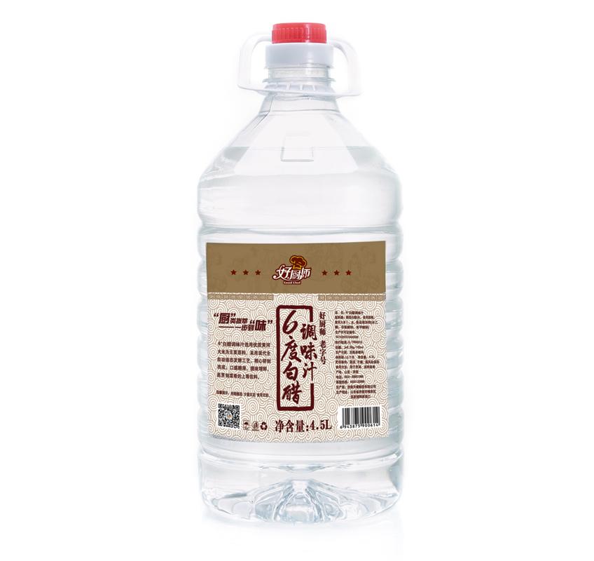 6度白醋调味汁
