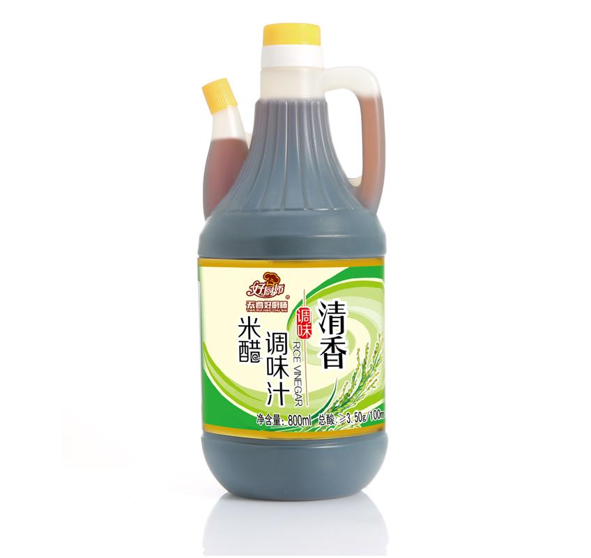 清香米醋调味汁