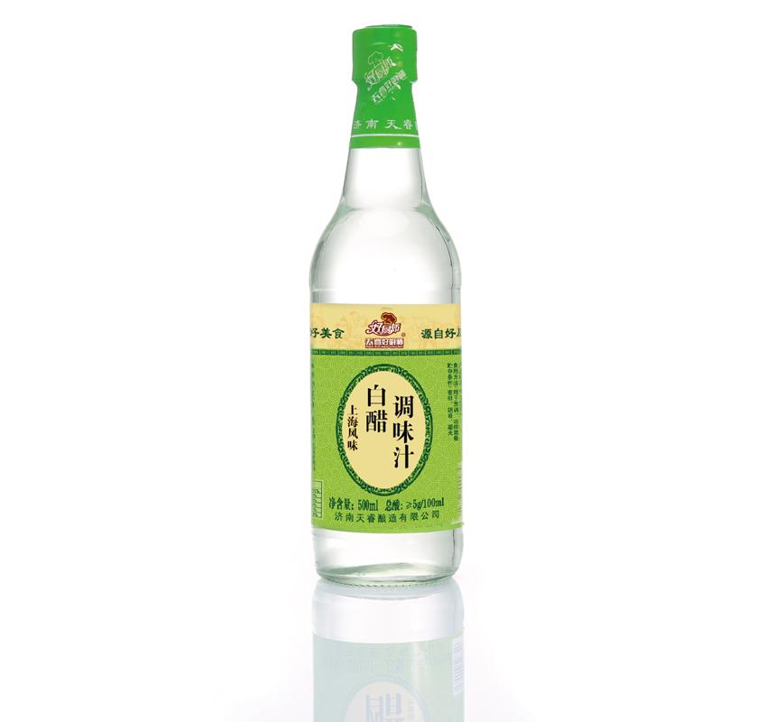 上海风味白醋调味汁