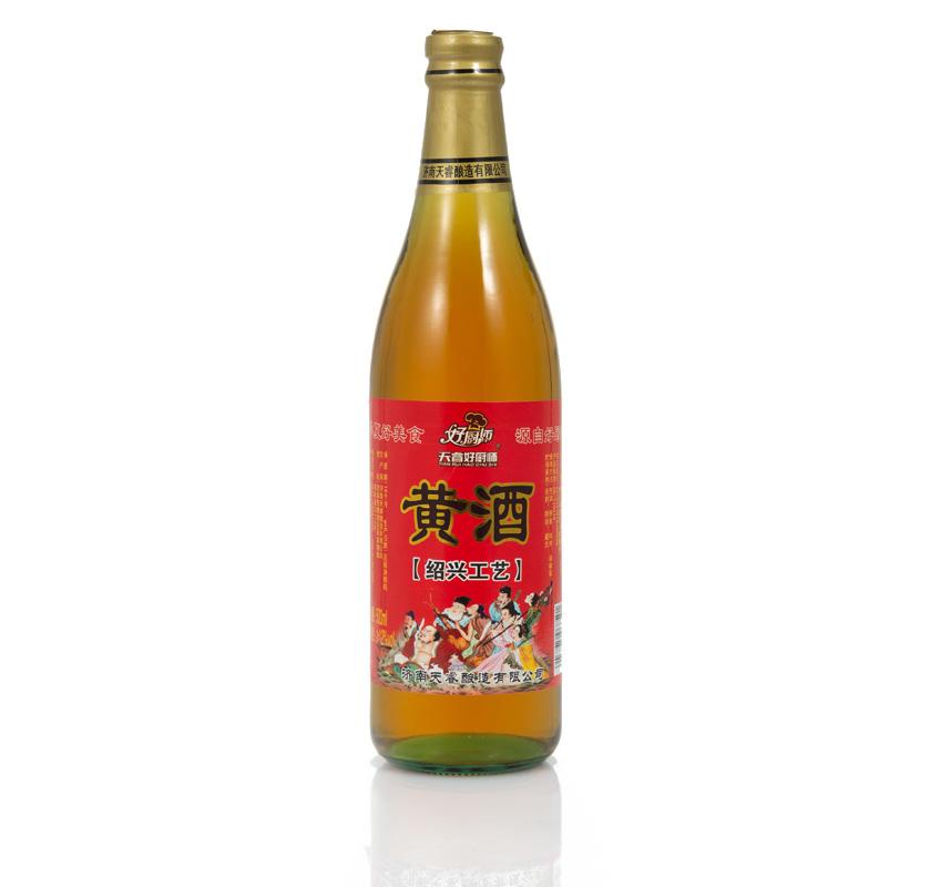 黄酒500ml
